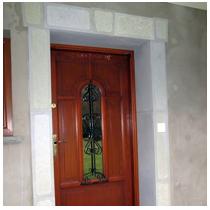 Portale kamienne- drzwi, okna